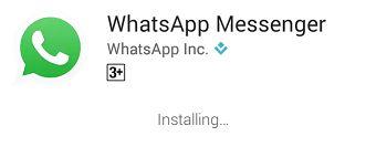 Initilizing Whatsap