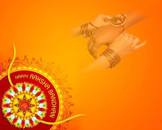 HD Beautiful Raksha Bandhan Picture Messages
