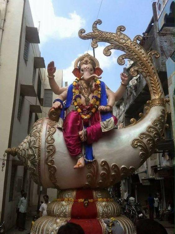 Ganesh Chaturthi Bhavya Photos