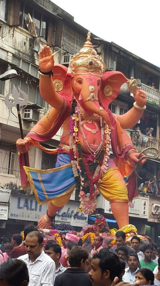 Ganesh Chaturthi Festivel Images