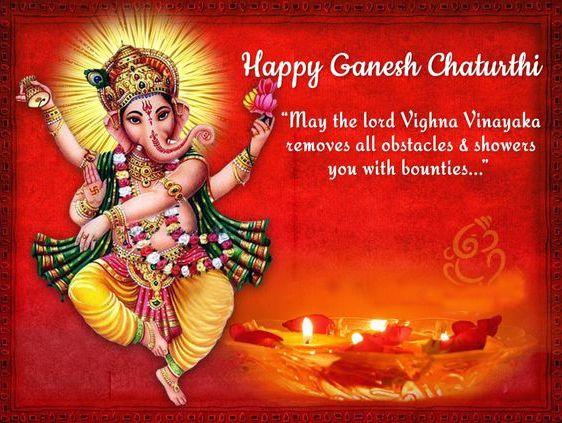 Ganesh Chaturthi Ganesha Wishes