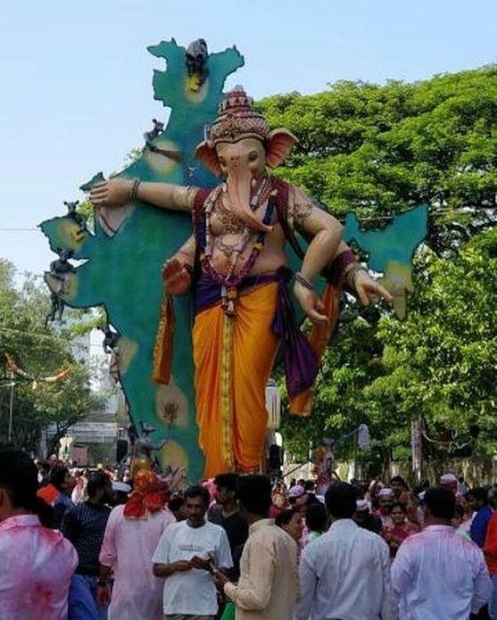 Ganesh Chaturthi Mobile Wallpaper