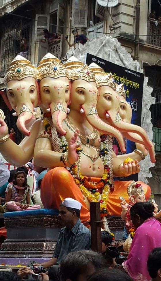 Shree Ganesha Chaturthi Photos