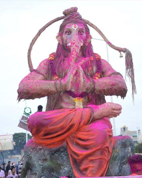 Shri Ganesh Chaturthi Wallpaper in HD