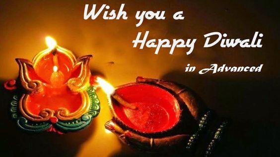 Advanced Diwali Wishes Wallpaper Happy Diwali