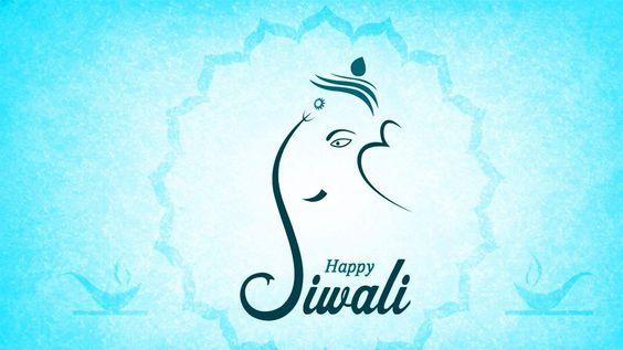 Diwali Ganesha Image Photo of Happy Diwali