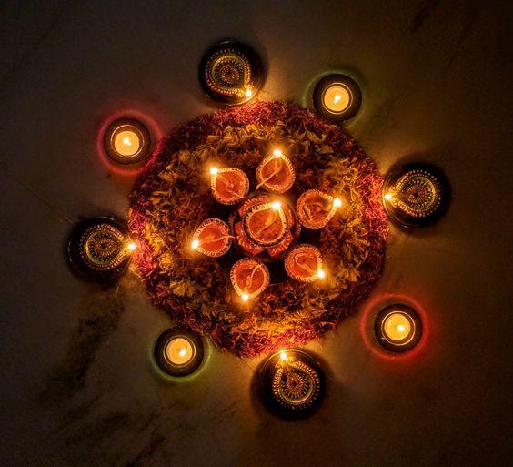 Diya of Diwali Image Happy Diwali Pics