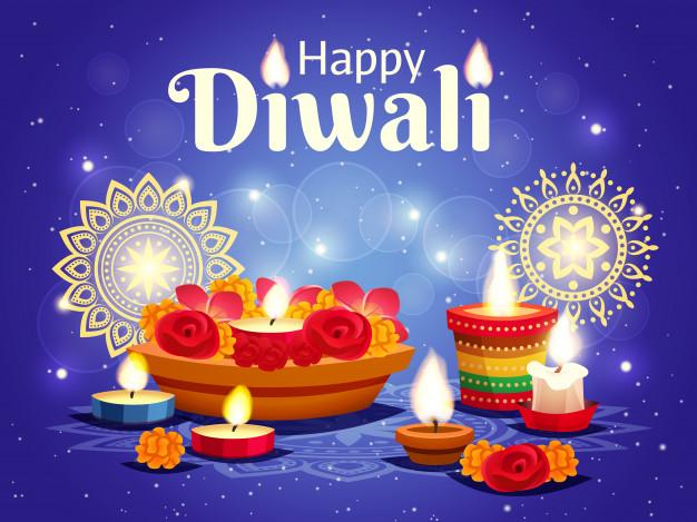 Happy 2019 Diwali Image SMS Status Message Pic