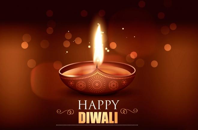 Happy Diwali Wishing Photo Messages Wallpaper Greeting