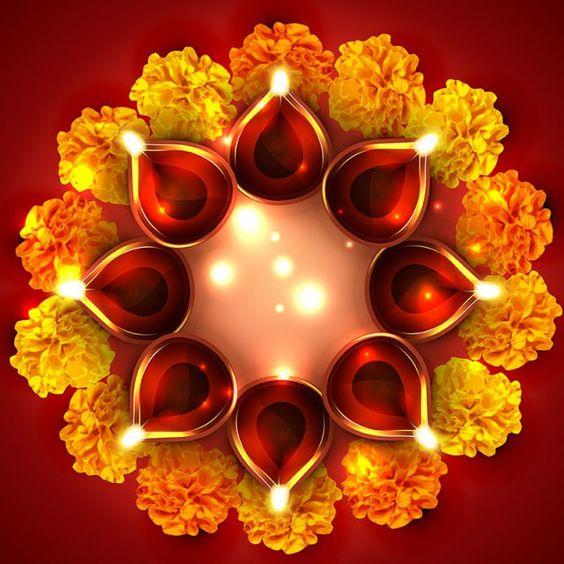 Happy Whatsapp Diwali Wishes Image Pics