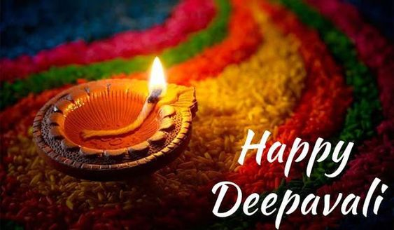 Photo Wishes for Happy Diwali Image