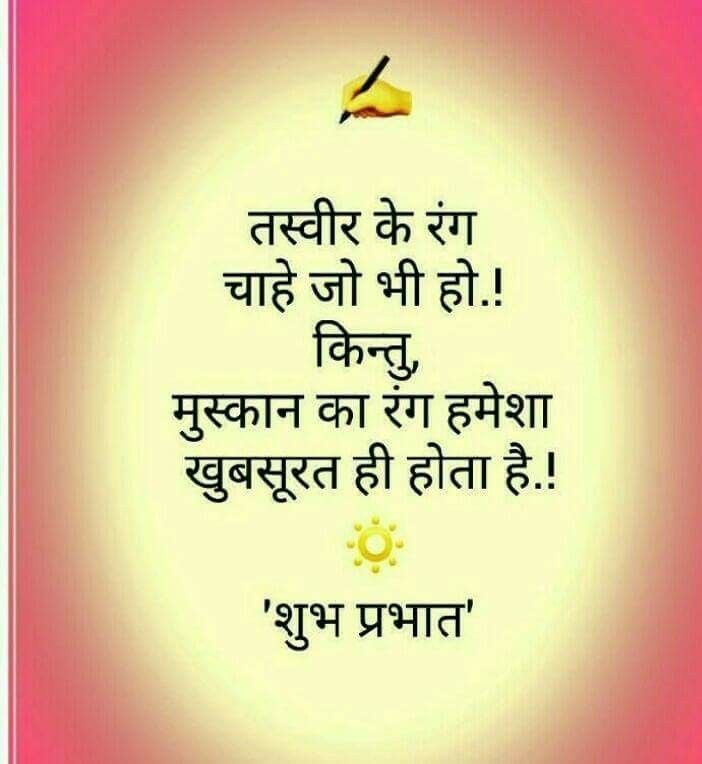 Subh Prabhat Good Morning Images in Hindi