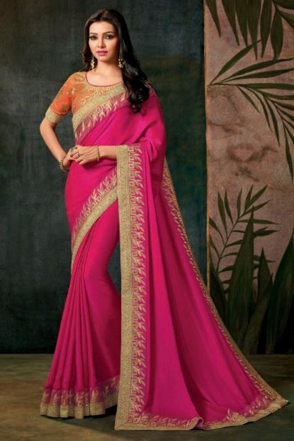 Designer Saree Image HD Mobile