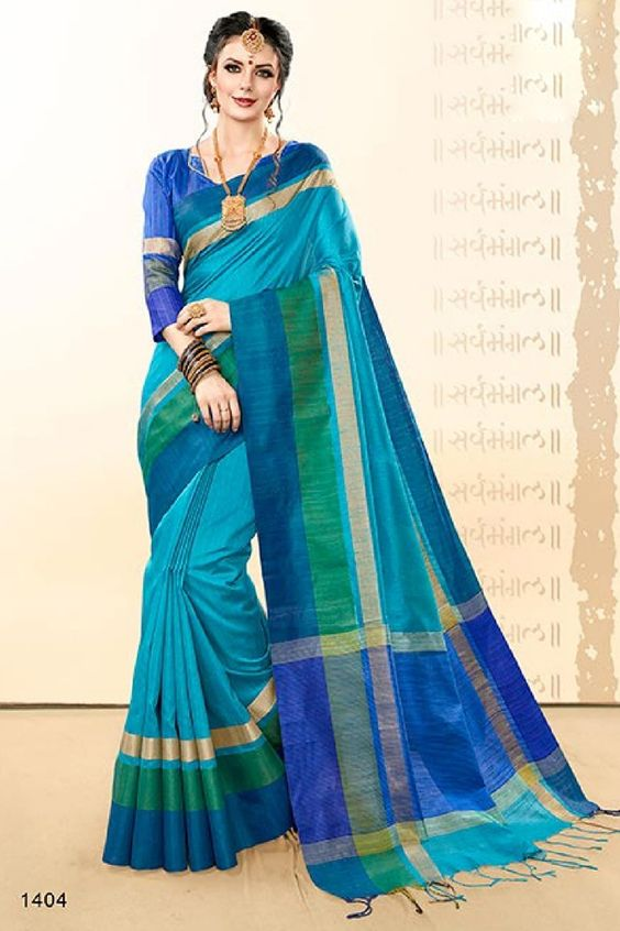 Indian Traditional Saree Image HD