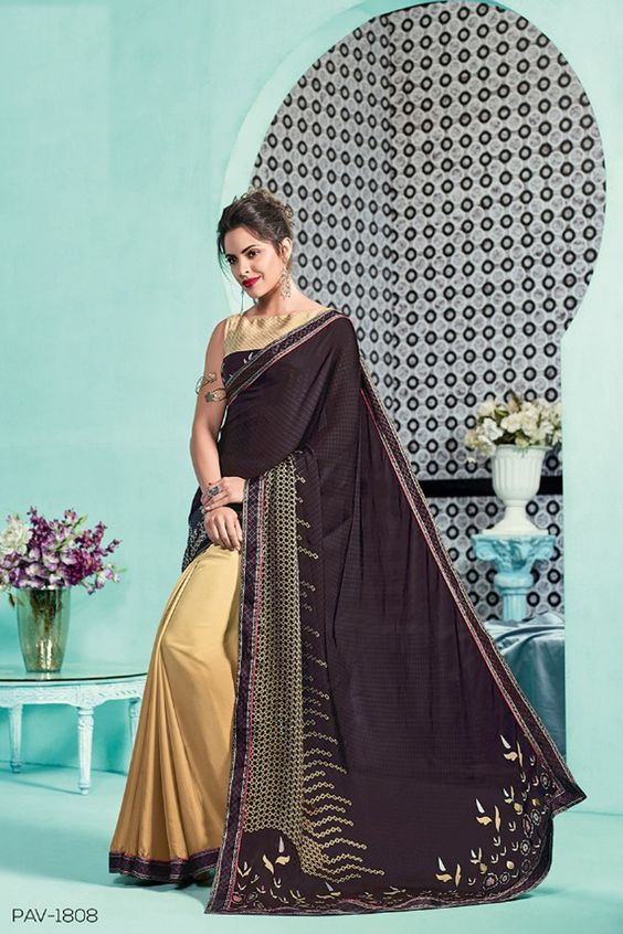 Saree Image Indian Women Design