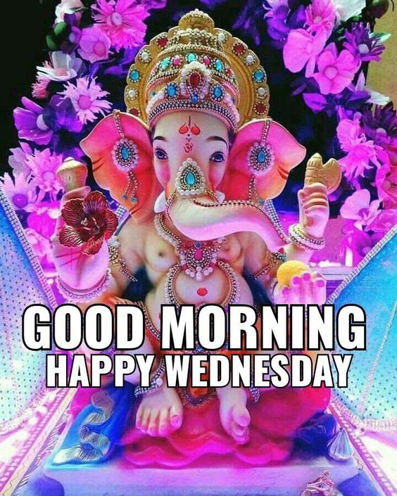 Beautiful Good Morning Wednesday Wallpaper