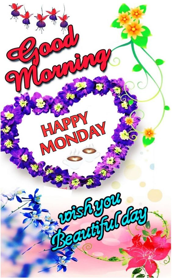 Beautiful Monday Good Morning HD Images