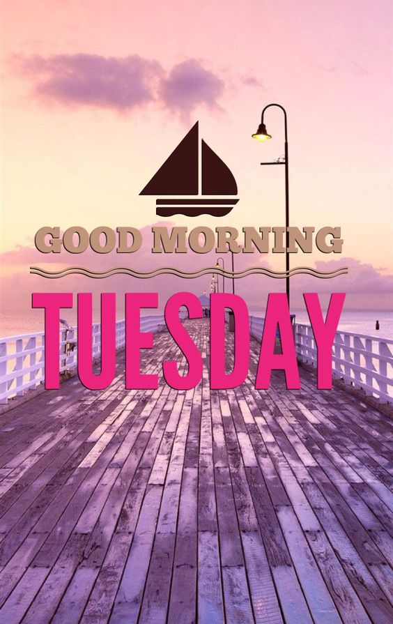 Good Morning Awesome Tuesday Image