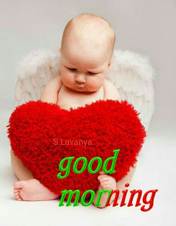 Good Morning Cute Baby hd Wallpaper Pics