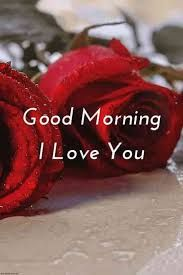 Good Morning Romantic Love Photo