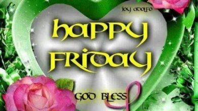 Happy Friday Good Morning Love Image Photo