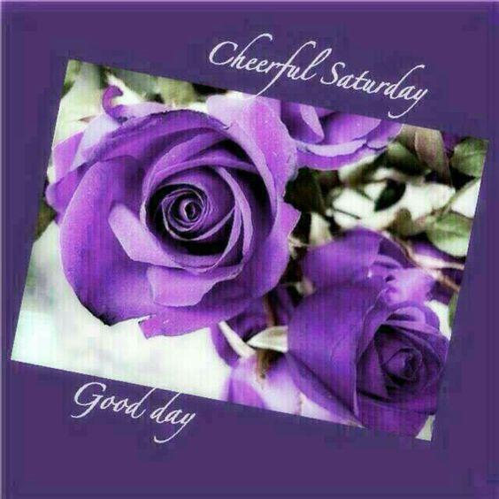 Sweet Saturday Good Morning Good Day Image