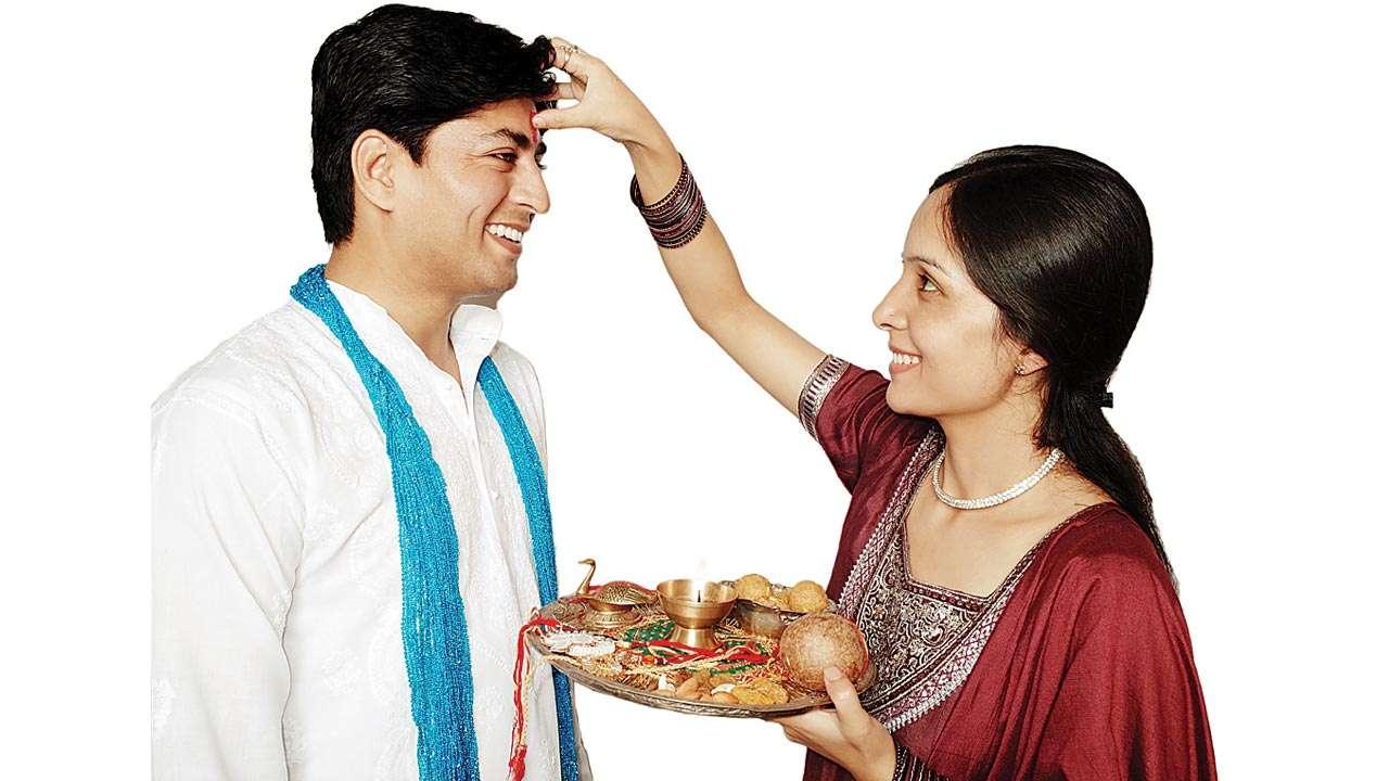 Borther Sister Raksha Bandhan Rakhi Photo Image Pics