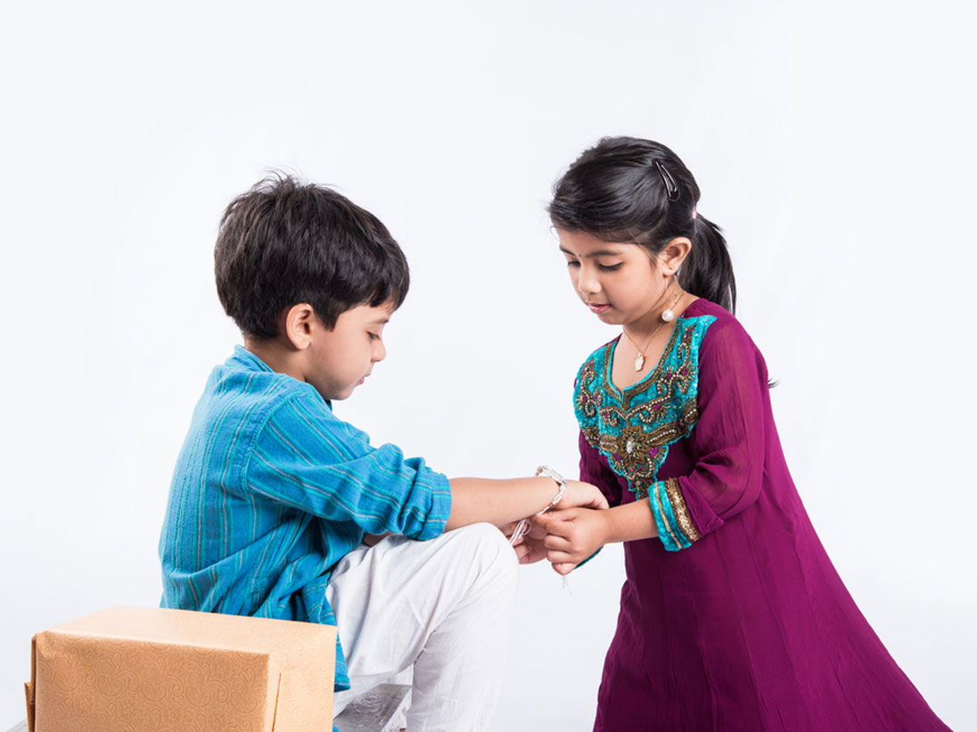 Raksha Bandhan Real Photo HD Image Pics