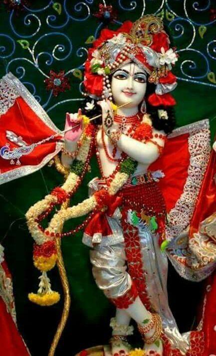 Iskcon Krishna Devotee Picture