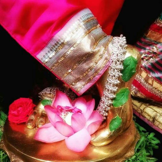 Krishna Foot Bhagwan Krishna Feet Photo