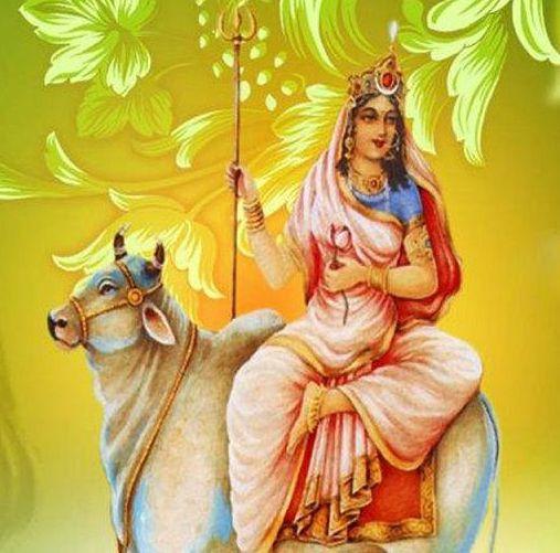 Photo of Shailputri Mata Navratri