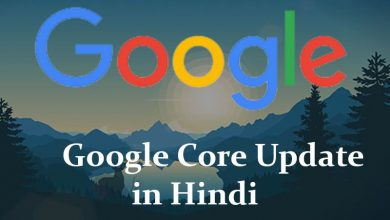 Photo of Google Core Algorithm Update in Hindi on May 2020