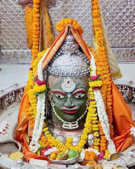 Bhasm Aarti Ujjain Mahakal God Picture Shivam