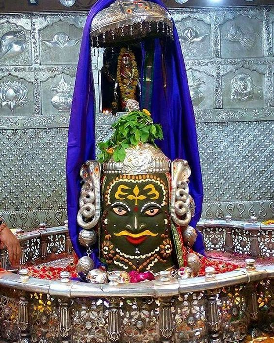 Darshan Photo of Ujjain Mahakal Bhasm Aarti