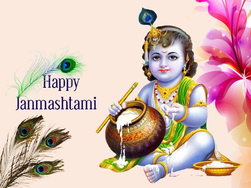 Happy Krishna Janmashtami Images 2