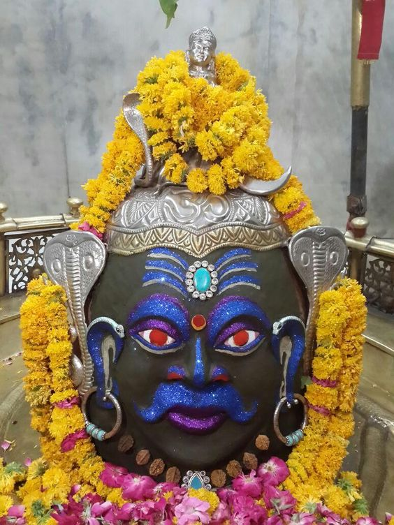 Ujjain Mahakal Baba Ke Darshan in Ujjain Temple