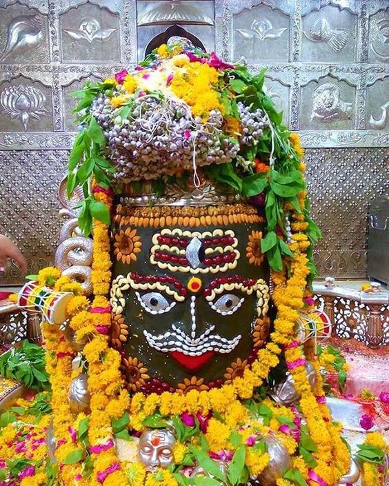 Ujjain Mahakal Ji Aarti Photo Shivam Mahakaleshwar