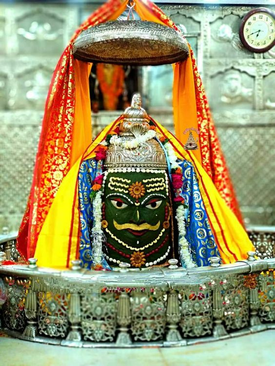 Ujjain Mahakal Mandir Mahakal Darshan Photo