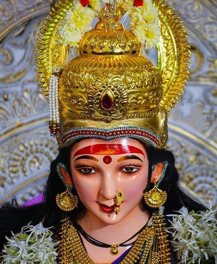 Devi Durga Maiya Ki Beautiful Picture