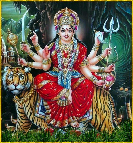 Durga Maiya Huge HD New Mata Wallpaper New