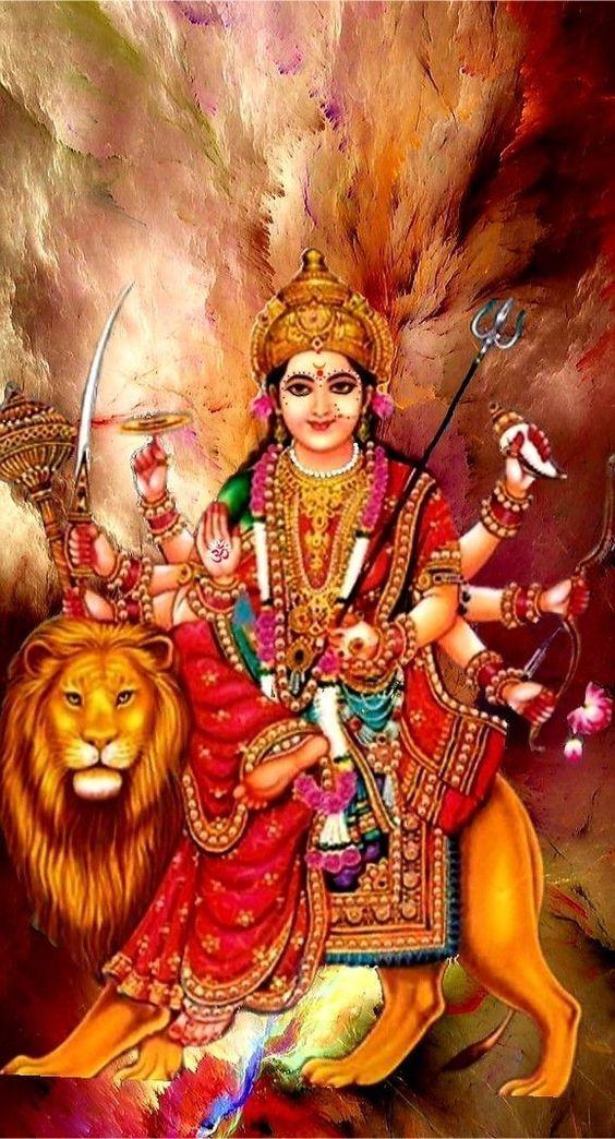 Durga Maiya Ji Ka Wallpaper Free Download