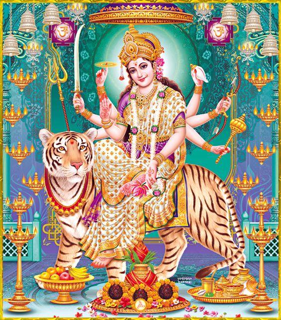 Durga Maiya Ki Jagran Photo Dikhao