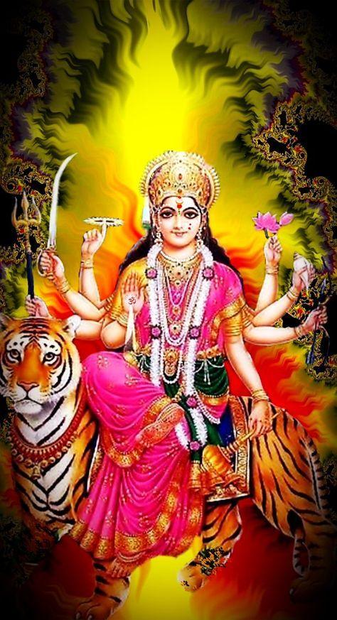 Durga Maiya Maa Ki Photo Download
