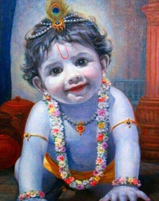 Little Kanha Beautiful Sundar Wallpaper