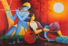 Photo of 30 Sublime Radha Krishna Painting Wallpapers HD Download