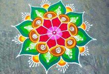 Beautiful Rangoli Design Images Home Decoration Photos for Door